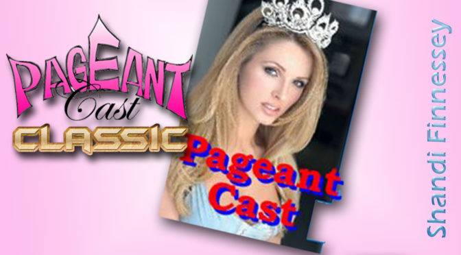 Shandi Finnessey, Miss USA 2004
