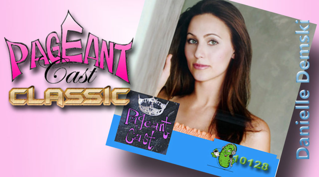 Danielle Demski, Miss Arizona USA 2005 and future host of Three Card Poker on GSN