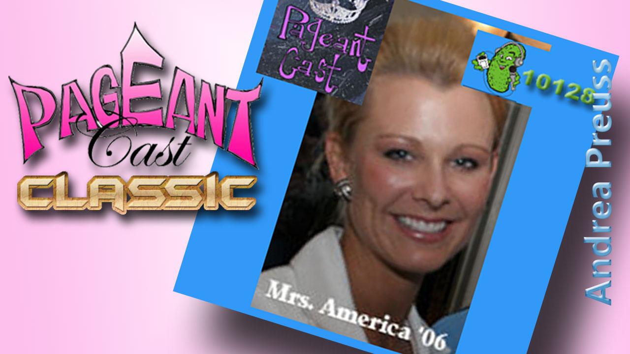 Andrea Preuss, Mrs. America 2006