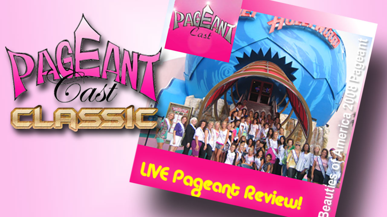 LIVE! Beauties of America pageant – Teen's and 20's