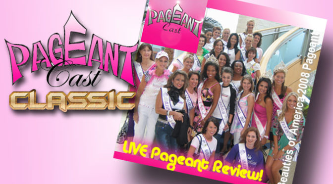 LIVE! Beauties of America pageant – 30's and 50's