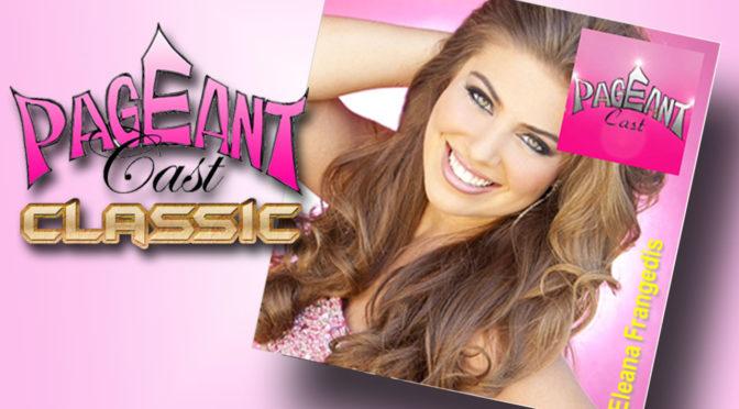 Eleana Frangedis, Miss Teen America 2012