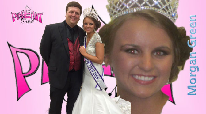 Morgan Green, National Miss Teen 2016
