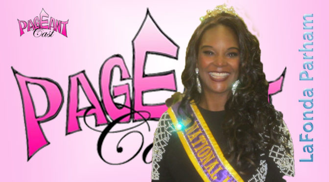 LaFonda Parham, National Mrs. 2015