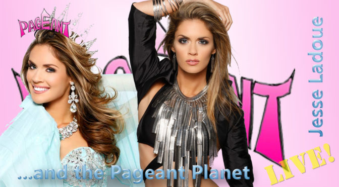 Jesse Ladoue Miss International 2013: The Pageant Planet