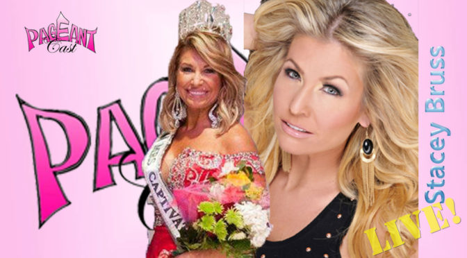 Stacey Bruss, Mrs. Captivating 2017: Pageant & Platform