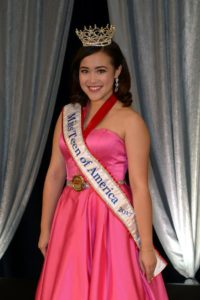 Serena Zamarripa, Miss Teen of America 2017