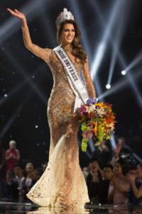 Iris Mittenaere, Miss Universe