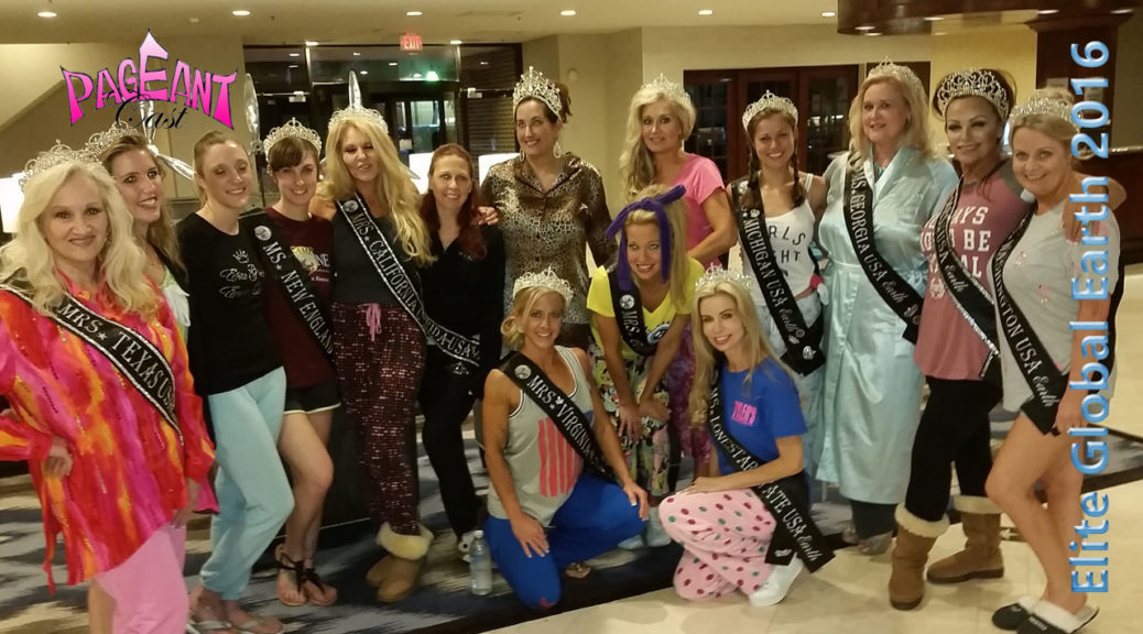 Elite Global Earth Pageant 2016