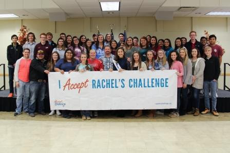 "Miss America's Outstanding Teen Promotes ""Chain Reaction"" of Kindness in Schools"