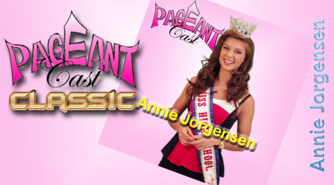 Annie Jorgensen, Miss High School America 2013