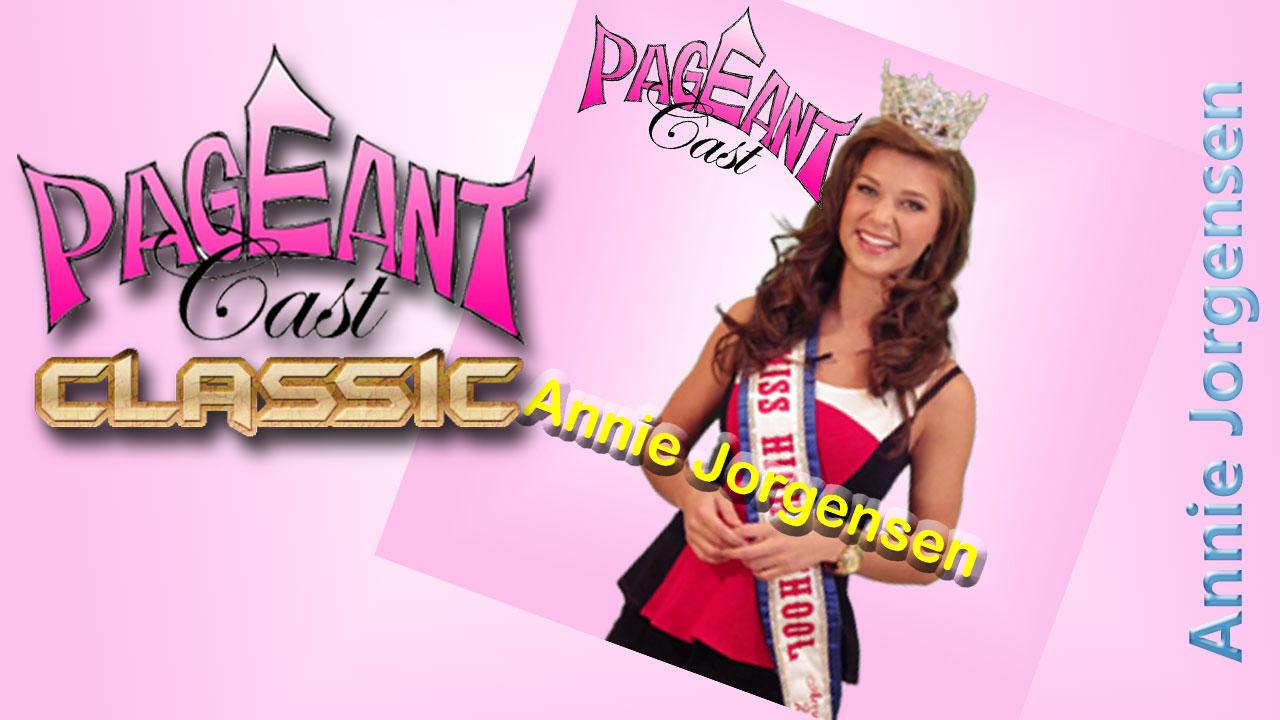 Annie Jorgensen, Miss High School America 2013