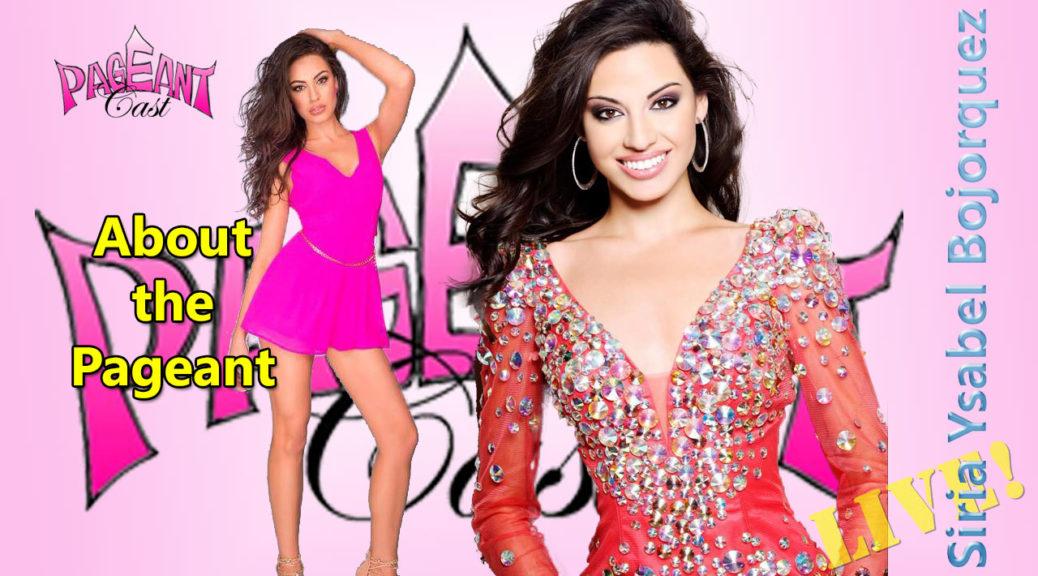 Siria Ysabel Bojorquez, Miss Multiverse 2016 - About Miss Multiverse