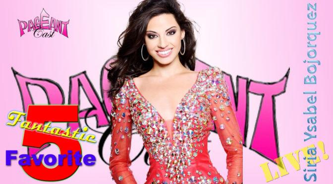 Siria Ysabel Bojorquez, Miss Multiverse 2016 – Fantastic Favorite 5