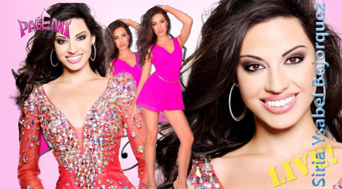 Siria Ysabel Bojorquez, Miss Multiverse 2016 – Siria's passions and platform