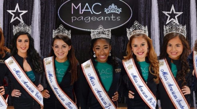 All MAC Pageant state locations confirmed! Register today!