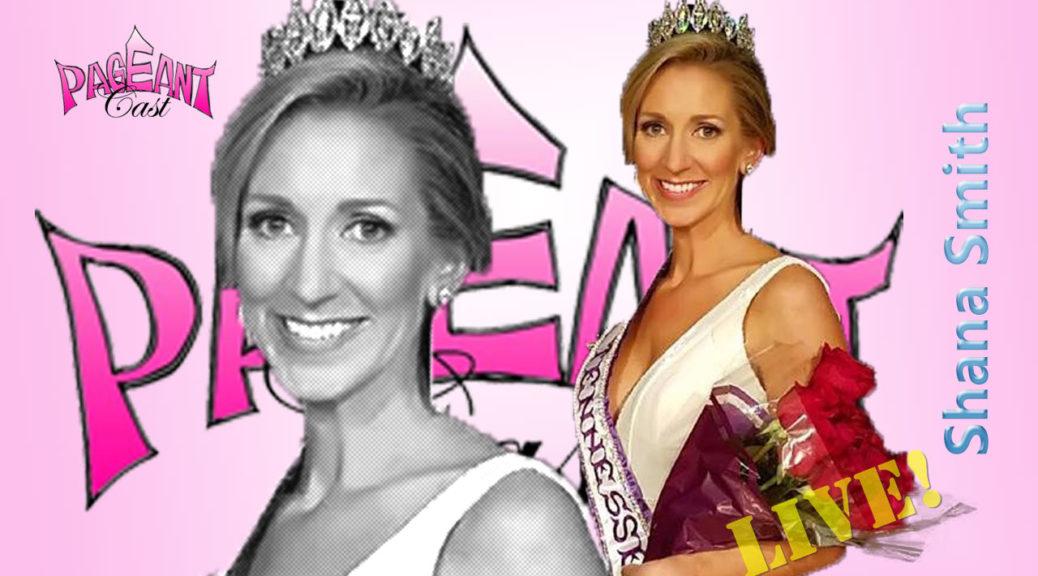 Shana Smith, Mrs. Tennessee International - Pageant & Platform