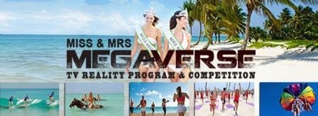 Miss Megaverse blasts off on the pageant scene!
