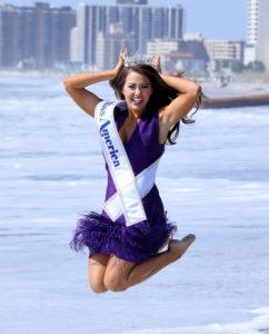 Cara Mund, Miss America 2018