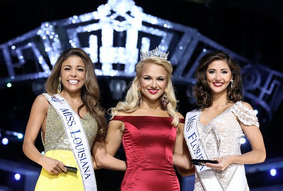 "Miss Louisiana and Miss Florida Win Preliminary Awards on Friday, September 8th, the Third Night of ""The 2018 Miss America Competition"""