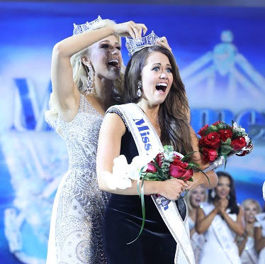 Cara Mund becomes first Miss America from North Dakota