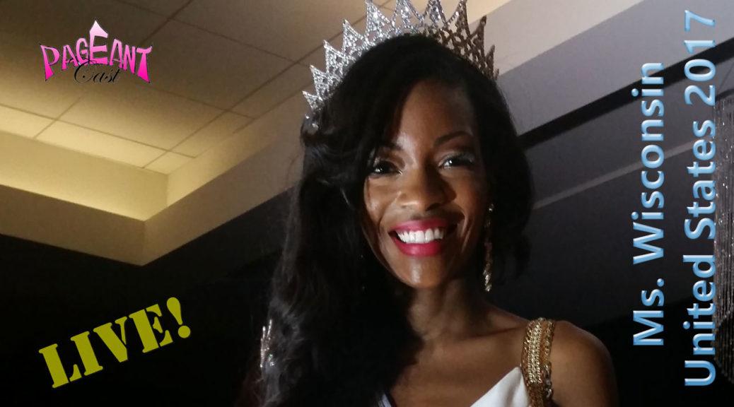Jaqueline Oraedu, Ms. Woman Franklin now Ms. Women Wisconsin United States 2017