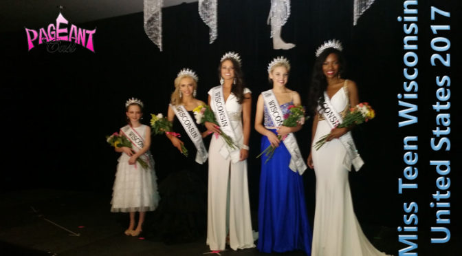 Miss Wisconsin United States 2017