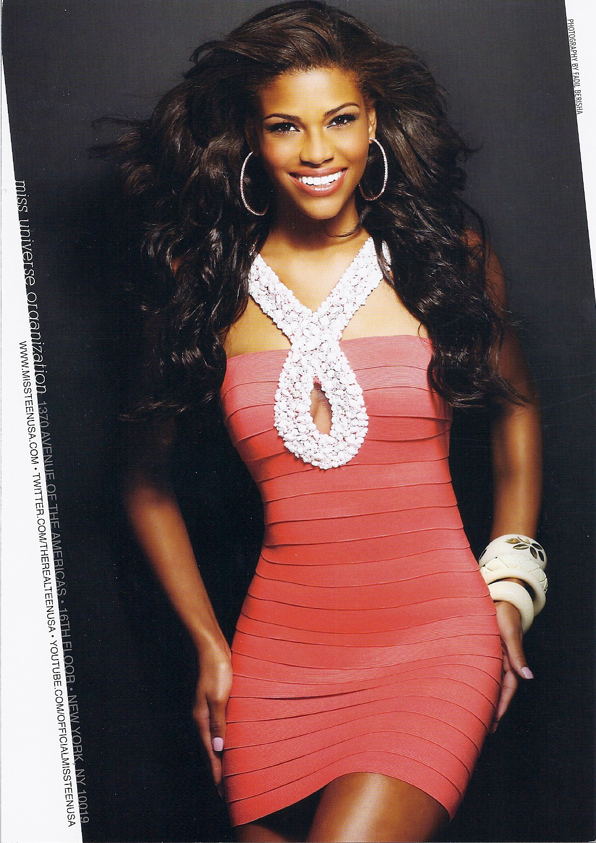 Kamie Crawford, Miss Teen USA 2010
