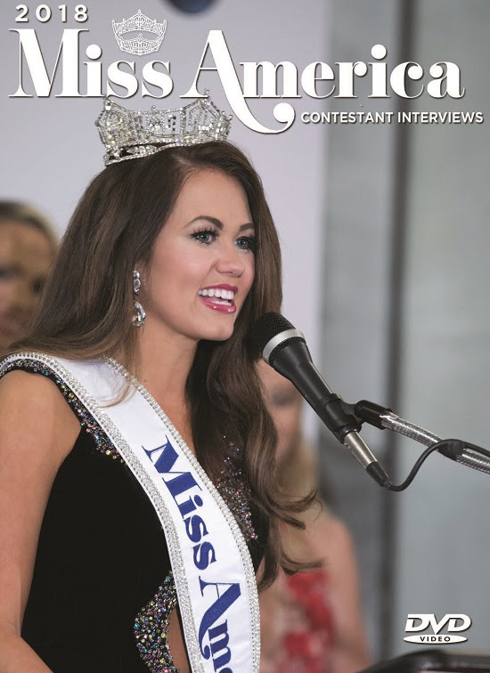 2018 Miss America Interview DVD
