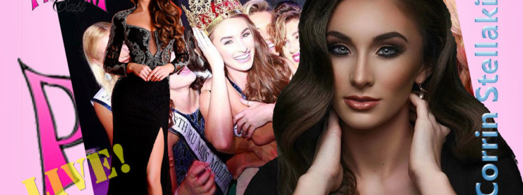 Corrin Stellakis, Miss Multiverse 2017